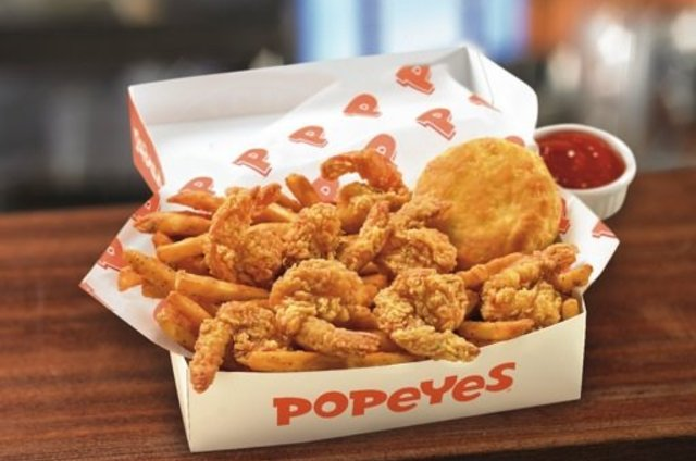 Popeyes Chicken Reviews for popeyes chicken - kingston road zhaboom